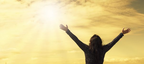 Gesetz der Resonanz Dankbarkeit Positiv denken
