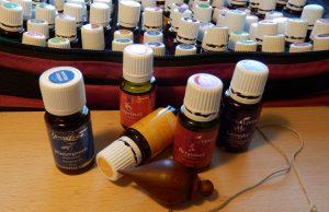 Aromatherapie ätherische Öle von Young Living