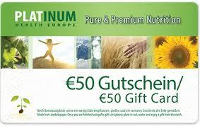 Platinum Europe nährstoffreiche Superfoods