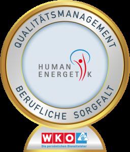 Humanenergetik Qualitätssiegel Petra Lindner Energiearbeit Salzburg Flachgau