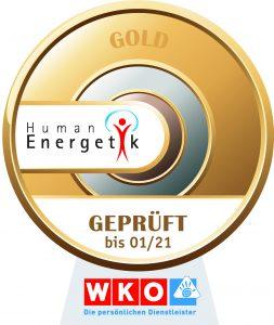 WKO-Qualitätssicherung GOLD-Siegel_Petra Lindner Energetik Seekirchen